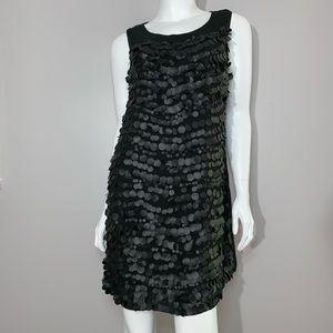 Sleeveless Loose Black Dress MEDIUM